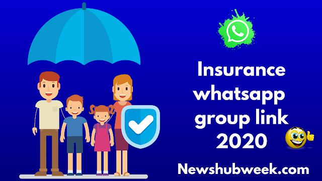 Join 50+ insurance Whatsapp group links
