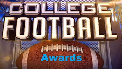College football awards show 2018 :Finalist results, Winners List.