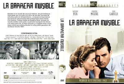 Carátula dvd: La barrera invisible