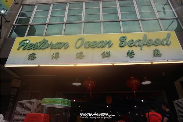 Ocean Seafood Restaurant @ Bandar Puteri Puchong