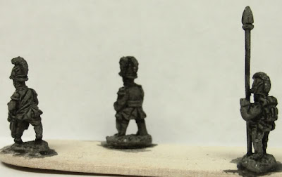 Pendraken Miniatures Napoleonic Moscow Campaign Wurttemburg Infantry Command