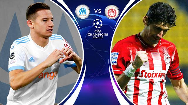 Marseille vs Olympiakos Prediction & Match Preview