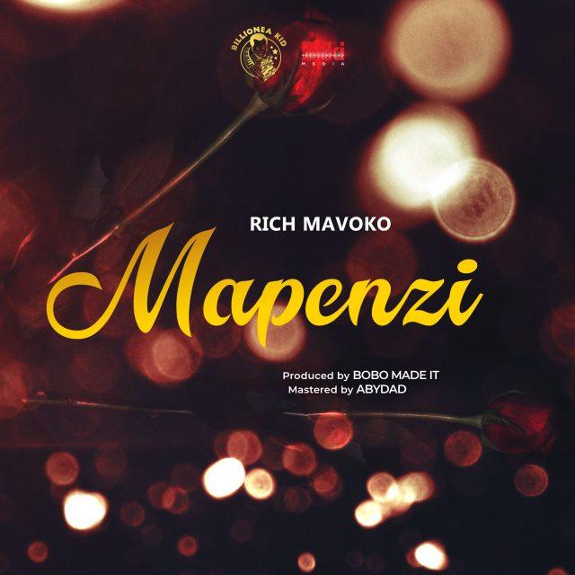 AUDIO Mp3   Rich Mavoko – Mapenzi   Song Download