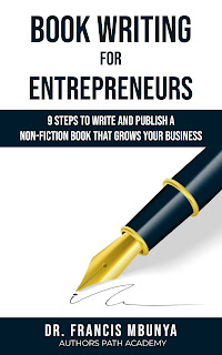 Book Writing For Entrepreneurs (Author Interview)