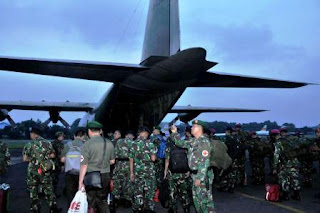 TNI Kirim Satgas Kesehatan Bantu Korban Gempa NAD