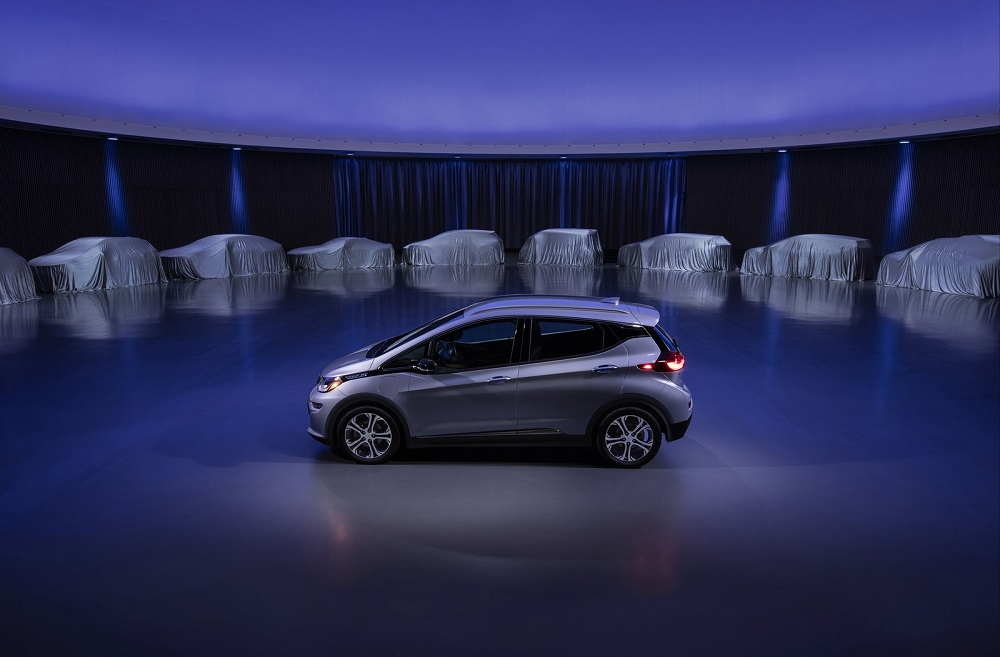 GM to introduce two new EVs in the next 18 months
