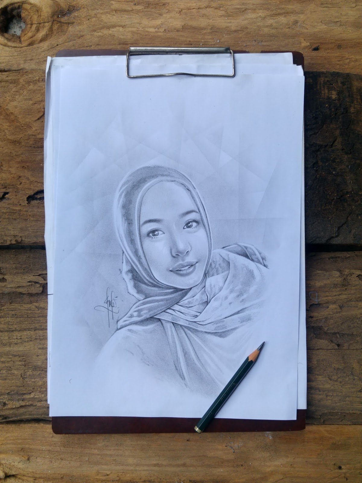 Download Gambar Sketsa Naturalisme
