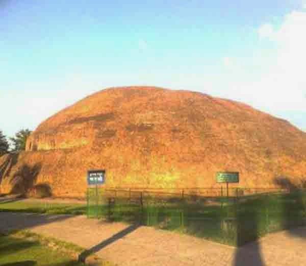 3. रामाभर स्तूप मंदिर (Ramabhar stupa)- Hindi History
