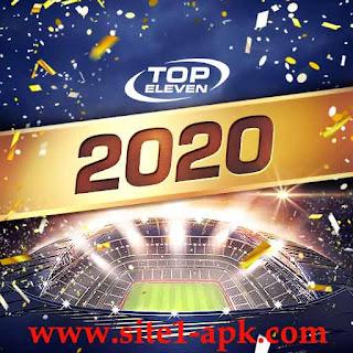 تحميل لعبة توب اليفن Top Eleven 2020 مهكرة للاندرويد (آخر اصدار)