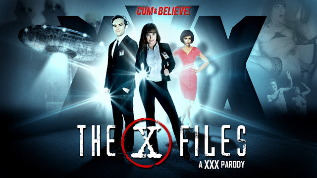The X-Files A XXX Parody [HD]