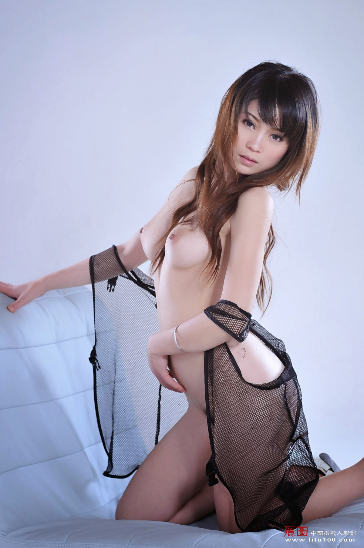 litu 100 archives: Chinese Nude Model Shan Ruo [Litu100] | chinesenudeart photos