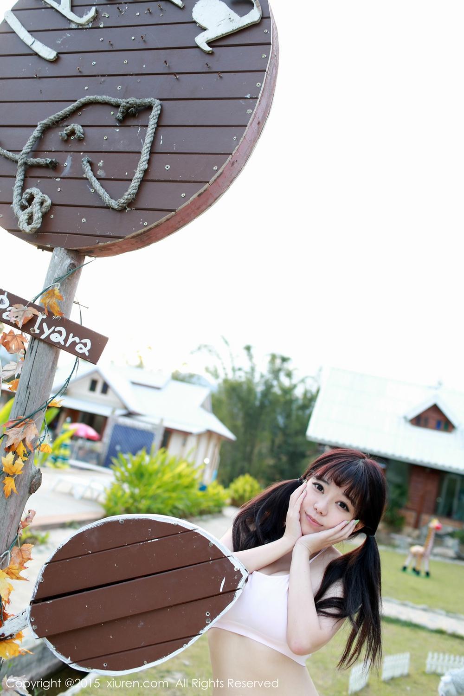 0044 - Sexy Cute Girl Model XIUREN NO.291 FAYE