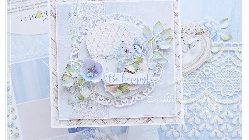 Handmade Card with a Few Supplies