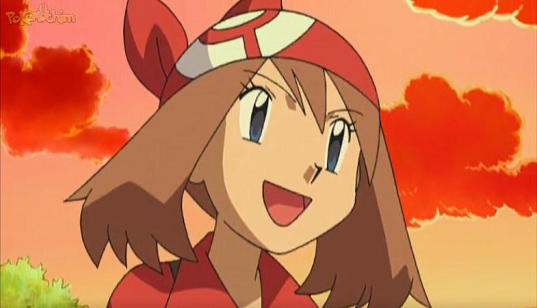 May Anime Pokémon