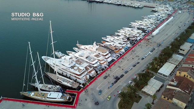 Mediterranean Yacht Show: Ακυρώθηκε και η διοργάνωση του 2021