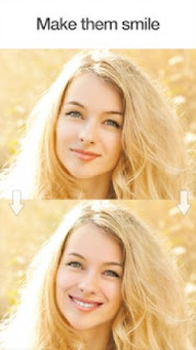 Make Beautiful Smile With Faceapp, Faceapp edit smile, Faceapp edit