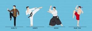 Taekwondo y Películas de Artes Marciales