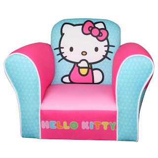 Gambar Kursi Hello Kitty 8