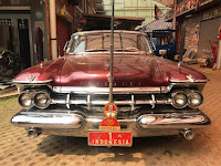 Car Story of the Soekarno RI1 Car Office Ever Bid for Empty Check