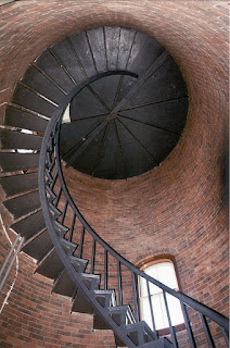 Spiral Stairway, Nobska Point