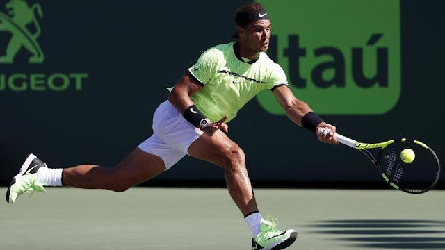 Nadal dan Federer Lolos ke Perempatfinal, Wawrinka Angkat Koper