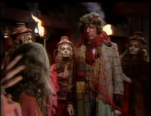 Morbius Dr Who >> A Blogggggg Odyssey Doctor Who The Brain Of Morbius Ding