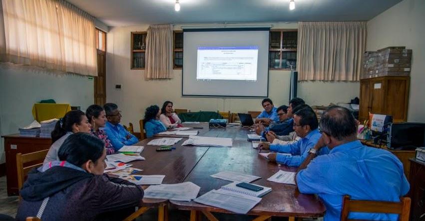 Especialistas de la UGEL Lamas participarán en taller de capacitación organizado por el MINEDU