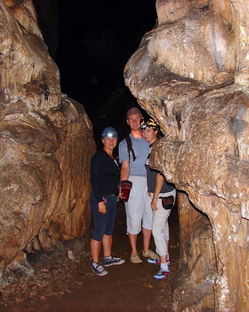 Карстовые пещеры - пещера  Холодная (Суук-Коба)
