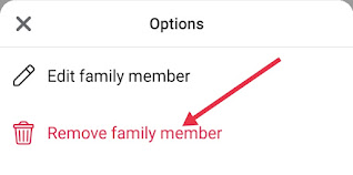 Facebook Se Family Member Ko Kaise Hataye