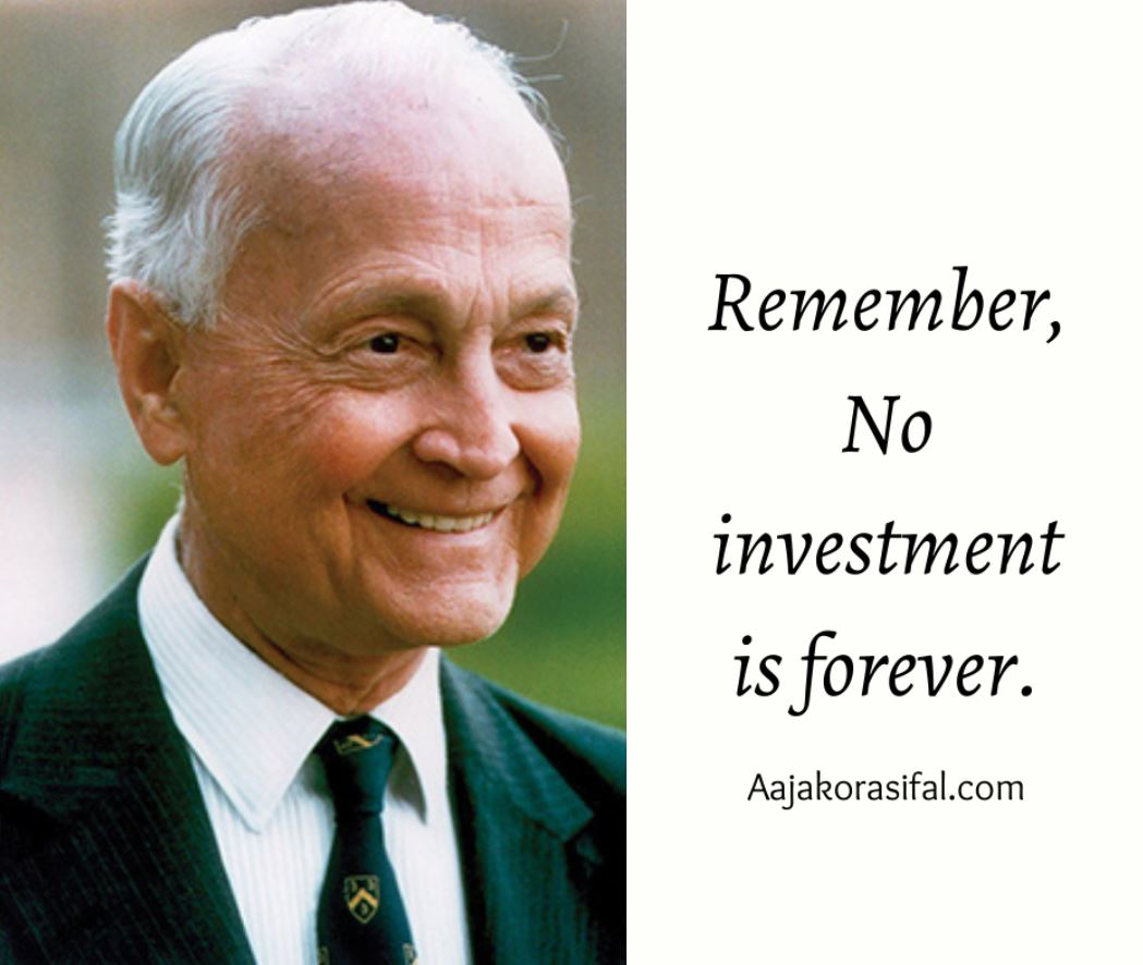 Motivational Quotes of Sir John Templeton on Investing