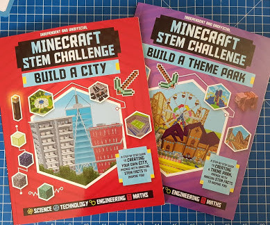 Minecraft Building Book
