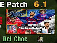 Patch PES 2019 Terbaru dari PTE 6.1 Unofficial
