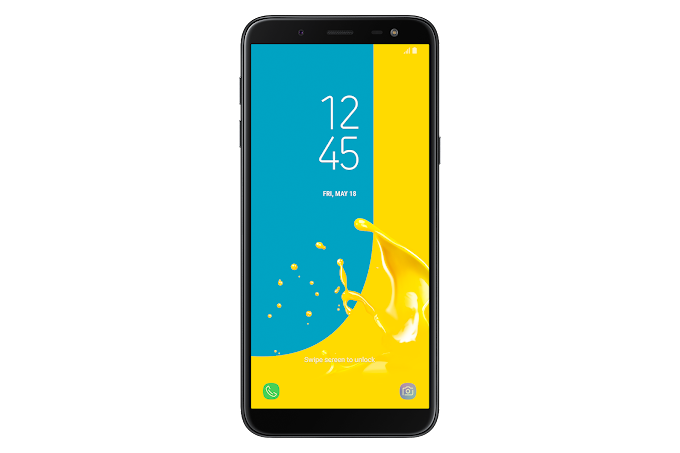 Get the SAMSUNG Galaxy J6 now and unlock next level entertainment!