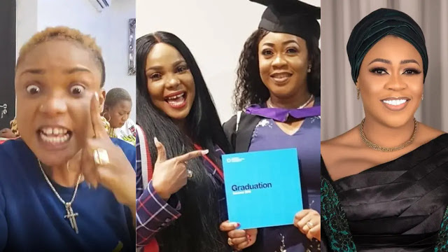 Iyabo Ojo never bought a car for her PA, It was all a Lie - Omo Brish Exposes (Video)