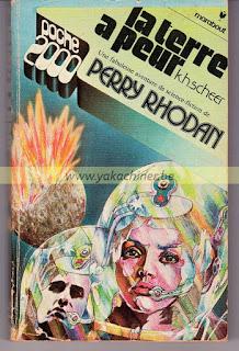 K.H Scheer, Perry Rhodan, la terre a peur, numéro 2