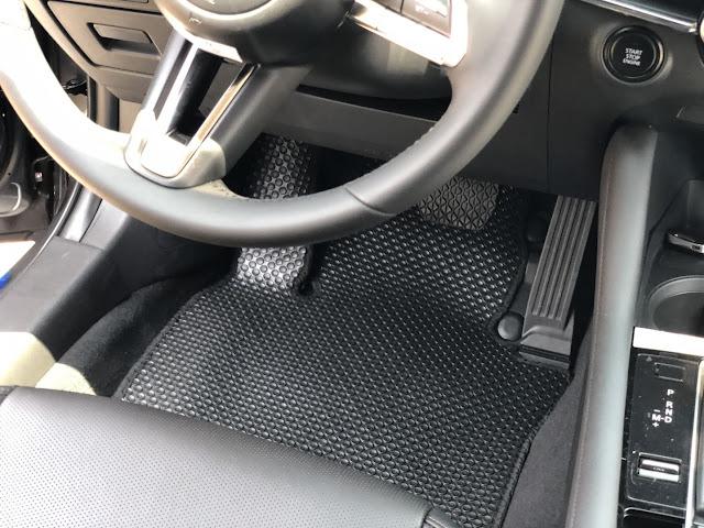 thảm lót sàn Mazda3 2020
