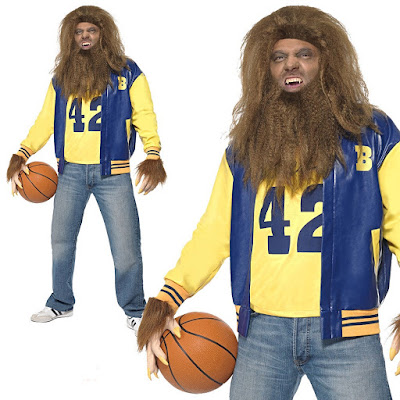 Teen Wolf Scott Howard Fancy Dress Costume
