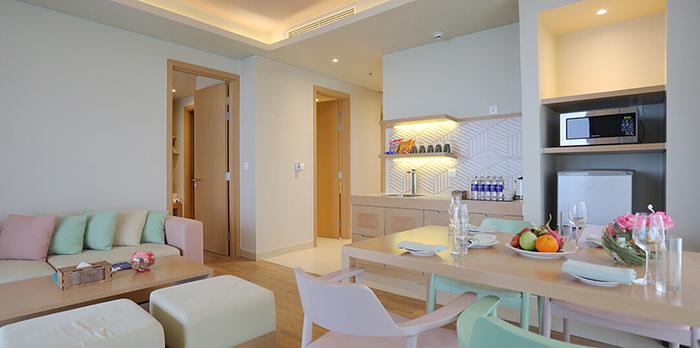 Phòng Family Suite Plus khách sạn FLC Sầm Sơn 01