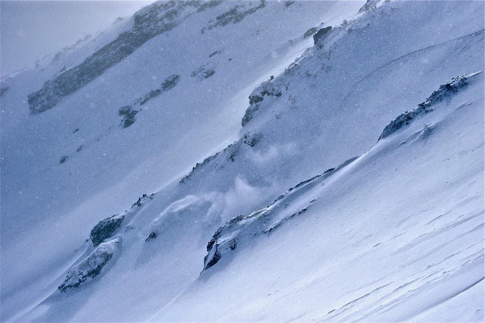 岩手山 ハート沢 スキー SKI ALAIN KAJITA 梶田 アレン 亜連