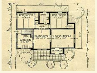 Sears Wilmore floor plan