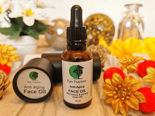 Pure Purpose Face Oil