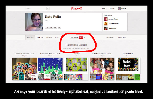 Guest blog post from Kate at Purely Paperless where she shares 3 Tips for Utilizing Pinterest in your Weekly Planning!