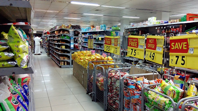 Image: Supermarket Sales, by Kamalakannan PM on Pixabay
