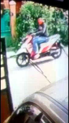 Viral, Pelaku Penjambretan ponsel milik bocah di Wilayah Kelurahan Sukasari Kota Tangerang, Korantangsel.com
