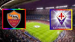 مشاهدة مباراة روما وفيورنتينا يلاشوت  بث مباشر