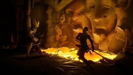 Ashen Nightstorm Isle DLC Trailer