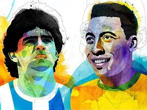 Head 2 Head – Maradona v Pele