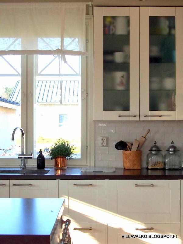 Keittiön suunnittelu  Villa Valko Lifestyle sisustusblogi