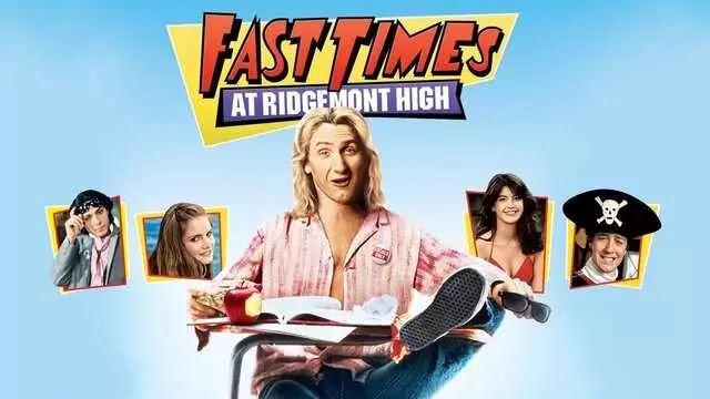 Fast Times at Ridgemont High Full Movie