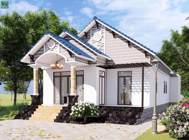 Bản thiết kế nhà đẹp